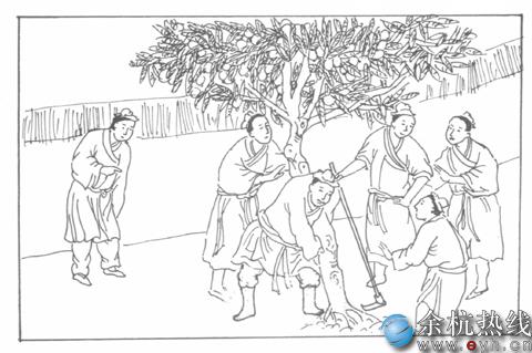 唐朝士兵简笔画